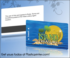 Plastic Access Card Printing Sample 14