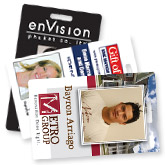 PVC ID Badge printer